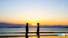 反射撮影の新スポット「かがみの海」