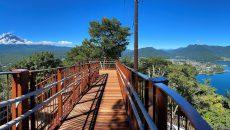 ~河口湖~富士山ロープウェイ 絶景パノラマ回廊