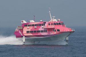 東海汽船 高速ジェット船